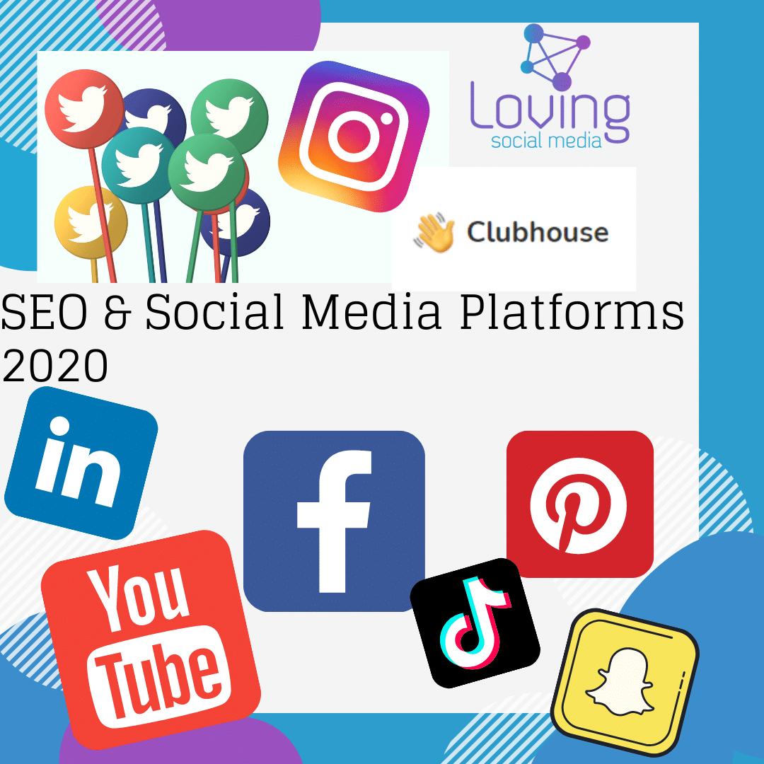 SEO & Social Media Platforms 2020