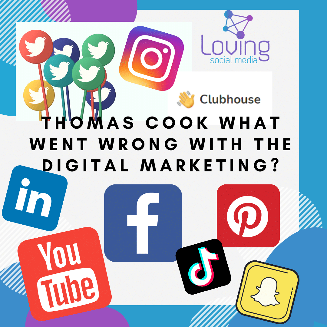 Thomas cook What went wrong with the digital marketing?