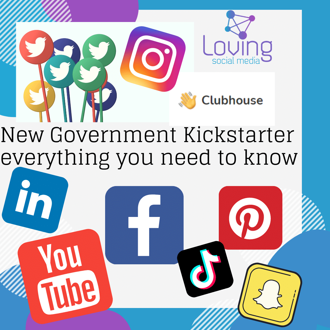 New Government Kickstarter everything you need to know
