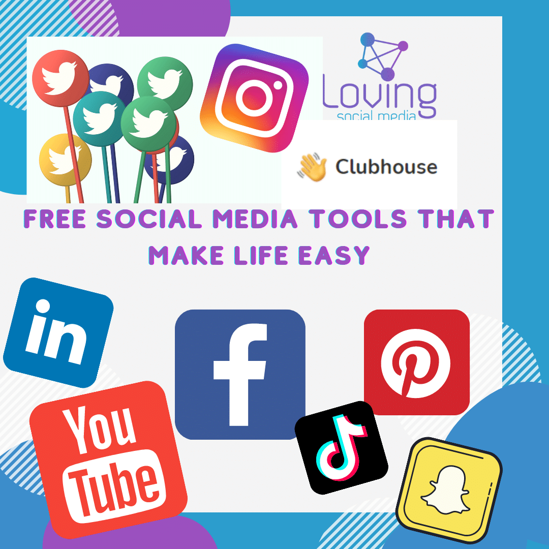 Free Social Media Tools That Make Life Easy