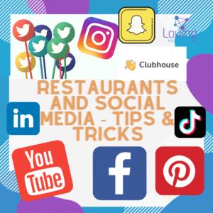 Restaurants and Social Media - Tips & Tricks