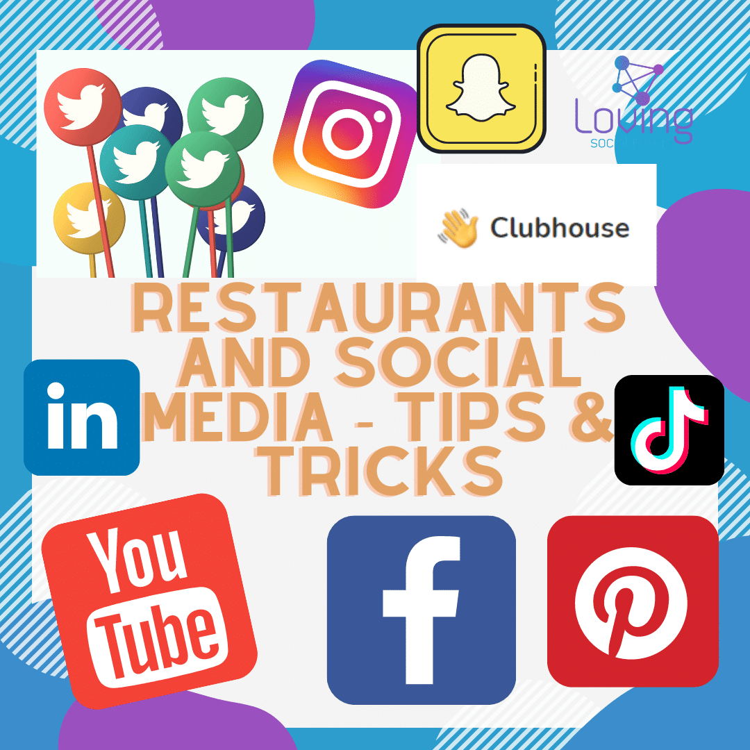 Restaurants and Social Media - Tips & Tricks
